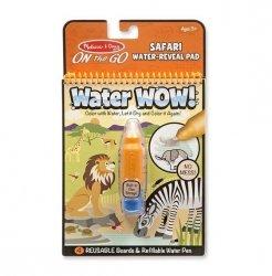 Melissa & Doug Kolorowanka Water Wow! - Woda na safari