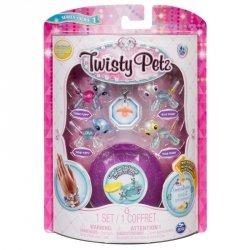 Spin Master Mini Bransoletki Twisty Petz Twin Babies 4-pak 20103016
