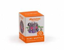 Klocki konstrukcyjne Mini Waffle Księżniczka Zestaw Mały