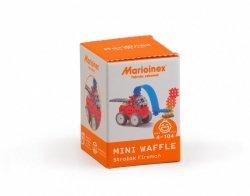 Klocki konstrukcyjne Mini Waffle Strażak Zestaw Mały