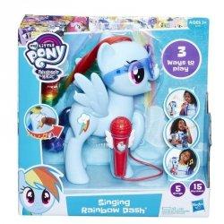 Figurka interaktywna My Little Pony Śpiewająca Rainbow Dash