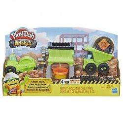 Hasbro Masa plastyczna Play-Doh Wheels Żwirownia