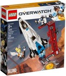 LEGO Polska Klocki Overwatch Posterunek Gibraltar