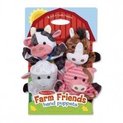 Pacynki Przyjaciele z farmy