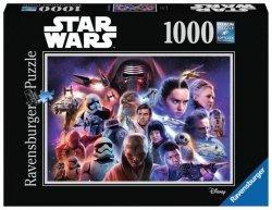 Ravensburger Puzzle 1000 elementów - Star Wars, Kolekcja