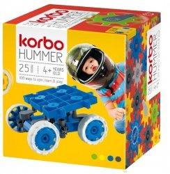 Klocki Hummer 25 szary