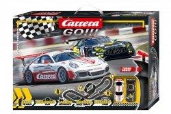 Carrera Tor wyścigowy GO!!! Super Speeders 6,2m