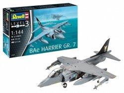 Revell Model plastikowy BAE Harrier GR.7