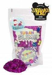 TUBAN Masa plastyczna Slime Zestaw Zimowy - Pink Snowflakes