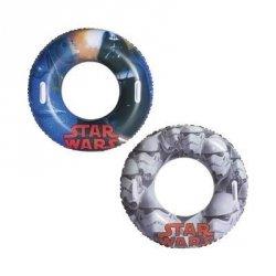 BESTWAY Kółko do pływania dmuchane Stars Wars