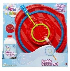 Tm Toys Zestaw do baniek duża obręcz + płyn 0.5 L