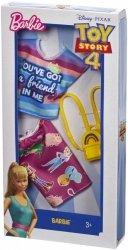 Mattel Ubranka dla Barbie Fashion zestaw FXK76