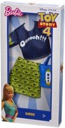 Mattel Ubranka dla Barbie Fashion zestaw FXK75