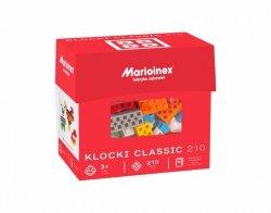 Marioinex Klocki Classic 210 szt.