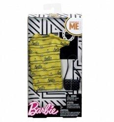 Mattel Ubranko dla Barbie Modne kreacje FKR73