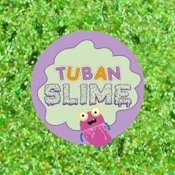 TUBAN Brokat Slime zielony
