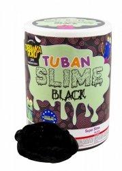 TUBAN Masa plastyczna Super Slime czarny 1 kg