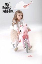 My Buddy Wheels Rowerek biegowy Jednorożec