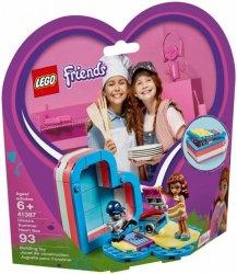 LEGO Polska Klocki Friends Pudełko przyjaźni Olivii