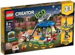 LEGO Polska Klocki Creator Karuzela w wesołym miasteczku