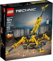 LEGO Polska Klocki Technic Żuraw typu pajak