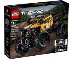 LEGO Polska Klocki Technic Zdalnie sterowany pojazd terenowy