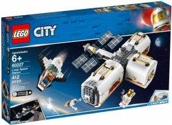 LEGO Polska Klocki City Stacja kosmiczna na Księżycu