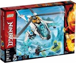 LEGO Polska Klocki Ninjago Szurikopter