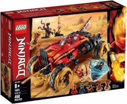 LEGO Polska Klocki Ninjago Katana 4x4