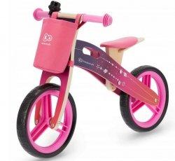 Kinderkraft Rowerek biegowy Runner Galaxy różowy