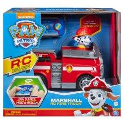 Spin Master Pojazd RC Psi Patrol Marshall