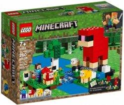 LEGO Polska Klocki Minecraft Hodowla owiec