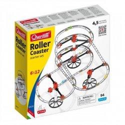 Quercetti Zestaw konstrukcyjny Roller Coaster