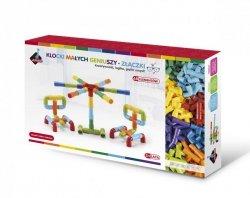 Klocki Złączki 68 elementów w pudełku