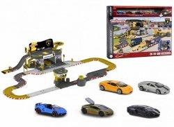 Tor Wyścigowy Creatix Lamborghini + 5 Samochodów