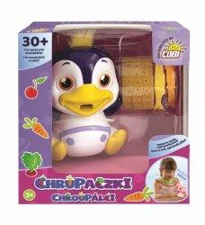 Cobi Figurka Zwierzaczek interaktywny Chrupaczki Pingwinek