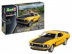 Revell Model plastikowy 1969 Boss 302 Mustang