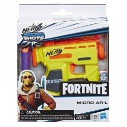 Hasbro Pistolet Nerf Microshots Fortnite AR L