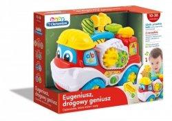 Clementoni Zabawka edukacyjna Eugeniusz Drogowy Geniusz