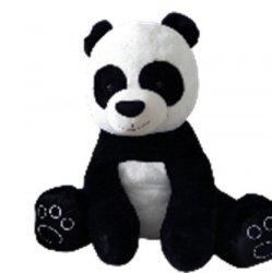 Maskotka Panda Agata siedząca 75 cm