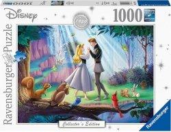 Ravensburger Puzzle 1000 elementów Kopciuszek