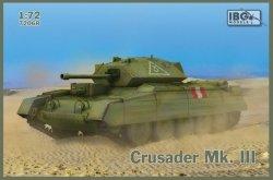 Ibg Model plastikowy Crusader Mk.III