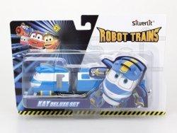 Cobi Pojazd z wagonikami Deluxe Robot Trains