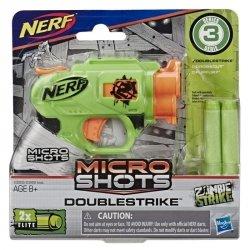 Wyrzutnia Nerf Microshots Doublestrike