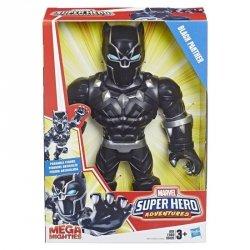 Hasbro Figurka Avengers Super Hero Mega Mighties Czarna Pantera