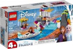 LEGO Polska Klocki Księżniczki Disneya Spływ kajakowy Anny