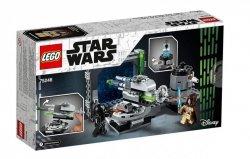 LEGO Polska Klocki Star Wars Działo na Gwieździe Śmierci