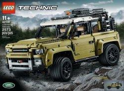 LEGO Polska Klocki Technic Land Rover Defender