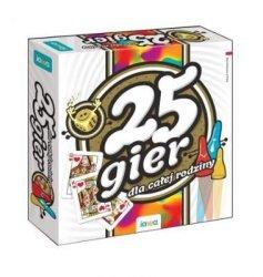 Jawa 25 gier dla całej rodziny