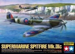 Tamiya Model plastikowy Spitfire Mk.IXc